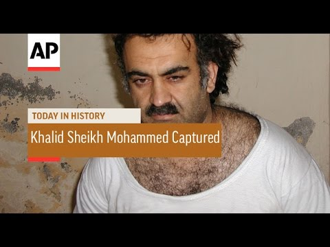 Khalid Sheikh Mohammed Captured - 2003 | Today In History | 1 Mar 17