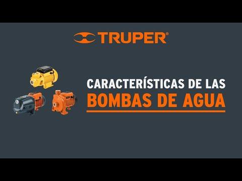 Bombas de agua Truper México thumbnail