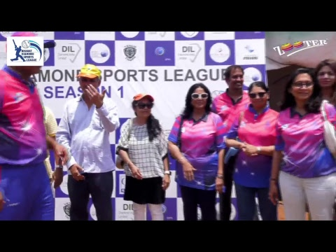 BHARAT DIAMOND SPORTS LEAGUE   DAY 5   MATCH 1   2018