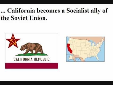 "Alternate History: ""The California Republic"""