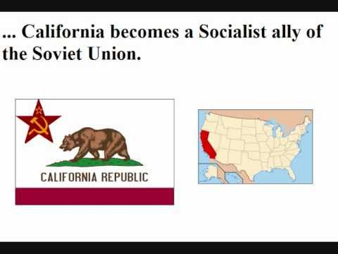 "Alternate History: ""The California Republic"""