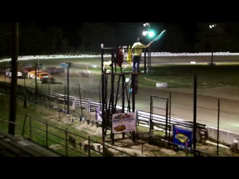 North Florida Speedway Thunderstock feature 5-11-19