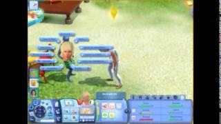The Sims 3 Deluxe stagione 3  ep.20 - La sconfitta di Martirio - parte 2