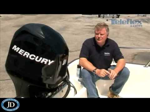 Teleflex How-to: Maintenance of a Mechanical Steering System