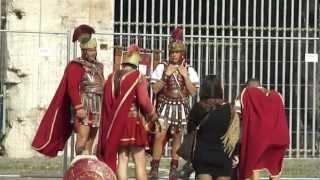 Colosseo = Coliseu  e Arco do Tito