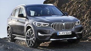 Смелый, спортивный, визуально яркий, новый BMW X1 2019