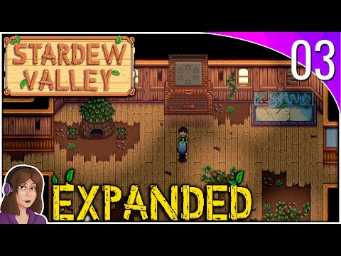 Rat Problems   EP03   Modded Stardew Valley Expanded