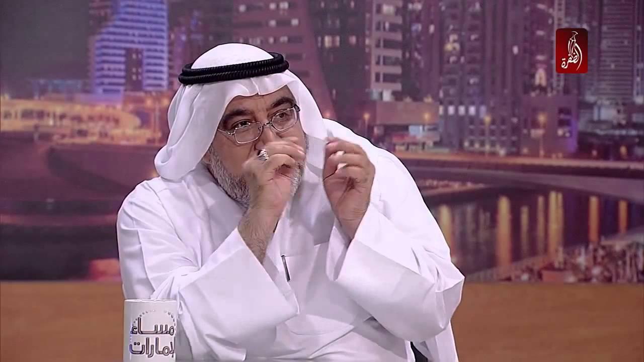 التطرف الفكري في الإمارات (الكاتب اﻹماراتي أحمد إبراهيم) في حوار تلفزيوني على قناة الظفرة حول التطرف