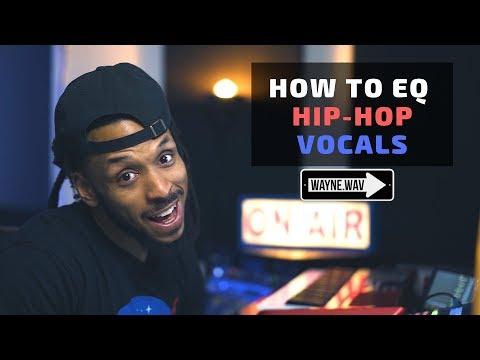 How to EQ Hip-Hop Rap Vocals   Mixing In Pro Tools