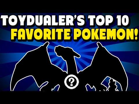Download ToyDualer's Top 10 Favorite Pokemon