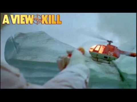 """A View To a Kill OST """"Helicopter Crash"""" Rerecording."""