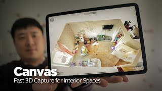 Canvas - Easy 3D Scan & Capture for Interior Spaces