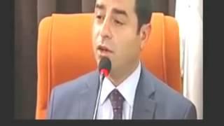 selahattin demirtaş,türkiye hükümetinin kobane`deki pkk`lılara yardım etmesini istiyor