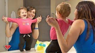 Developmental Games for 10 Month Old! | Kristen from Millennial Moms thumbnail