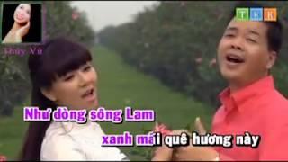 [Karaoke Thúy Vũ ft 123456789] Em vẫn chờ anh (1), ST: Mai Cường, Karaoke: TKK