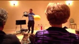 Thanksgiving Magic Show with Faith