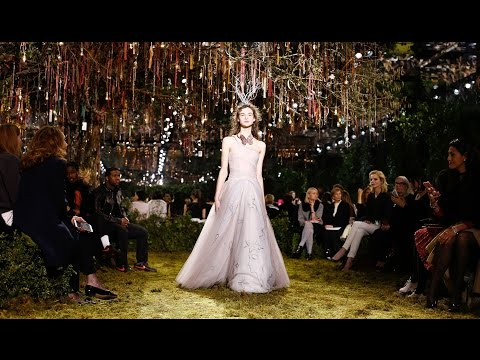 Christian Dior | Haute Couture Spring Summer 2017 Full Show