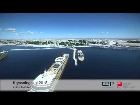 Kryssningsturism Gotland 2018