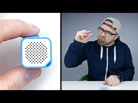 World's Smallest Bluetooth Speaker!