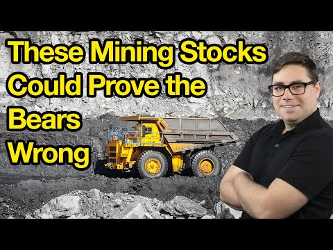 ASX Market Wrap: These Mining Stocks Could Prove The Resource Bears Wrong
