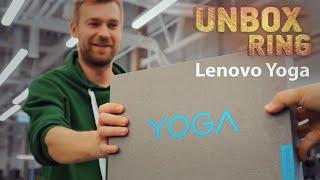 Kompiuteris, kur sportuot?   LENOVO Yoga   Unbox Ring apžvalga