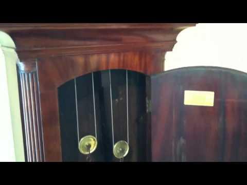 Longcase Clocks - Barnes of Edinburgh