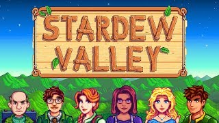 Playing Stardew Valley & Kitty Powers