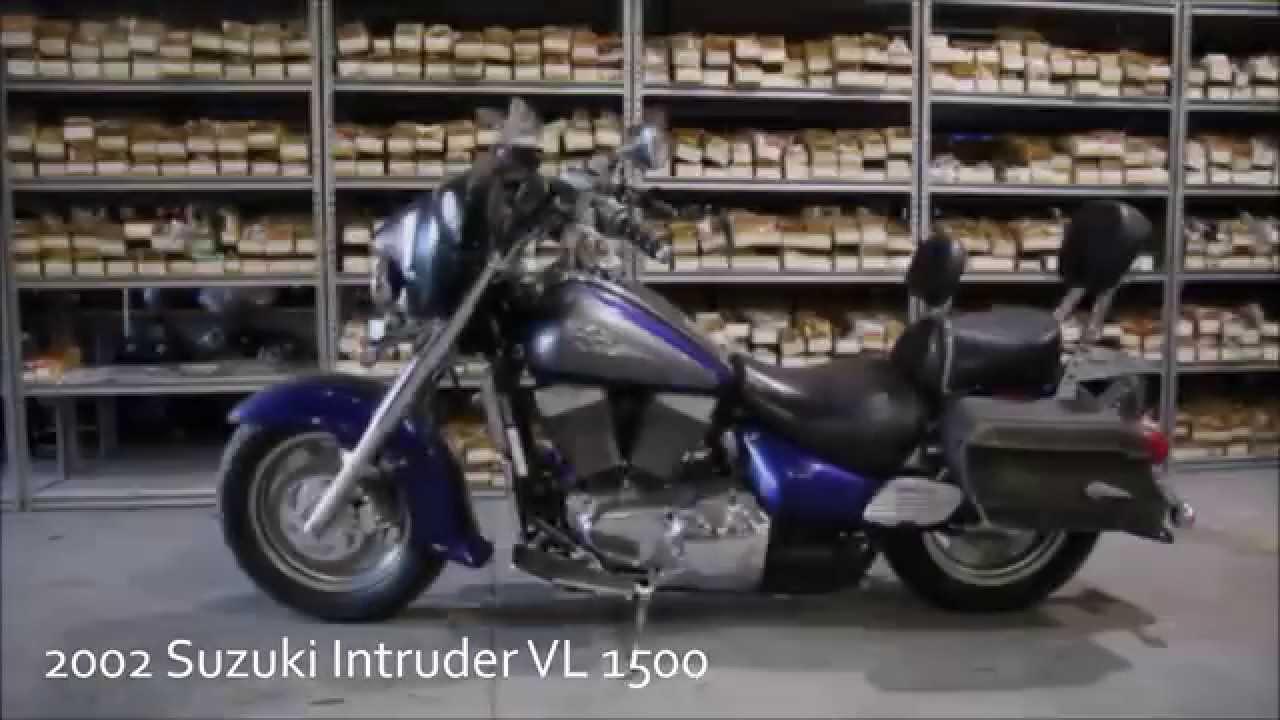 2002 suzuki intruder 1500 vl 1500 lc used parts youtube. Black Bedroom Furniture Sets. Home Design Ideas