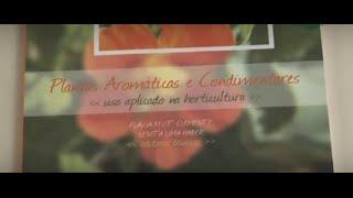 Quadro - Minuto do Livro: Plantas aromáticas e condimentares uso aplicado na horticultura
