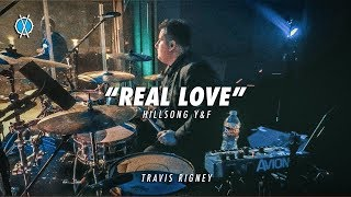 Real Love Drum Drum Cover // Hillsong Y&F // Travis Rigney