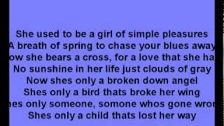 Broken down angel-NAZARETH-remake-lyrics included