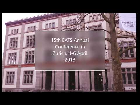 2018 EATS Conference in Zurich, 4-6 April 2018