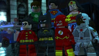 LEGO Batman 2: DC Super Heroes Walkthrough - Chapter 15 - The Final Battle