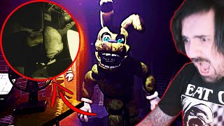 Estos ANIMATRONICOS han MATADO al GUARDIA DE SEGURIDAD y SE QUEDAN LA PIZZERIA | FNAF Final NIGHTS 4
