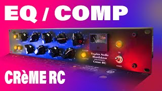 Is this the perfect hybrid Compressor & EQ? Tegeler Creme RC review