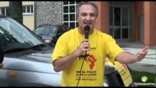 """Corteo """"ATTENTI al CANE"""" - Intervento di Ulderico Pesce - pt2"""