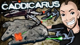 Star Wars: Rebel Ass 2 - Caddicarus