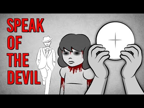 Speak of the Devil - Religious Stories Collection // Something Scary | Snarled