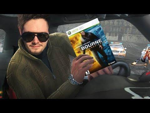 The weird Jason Bourne tie-in game | minimme