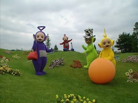 Teletubbies - Old King Cole (1998)