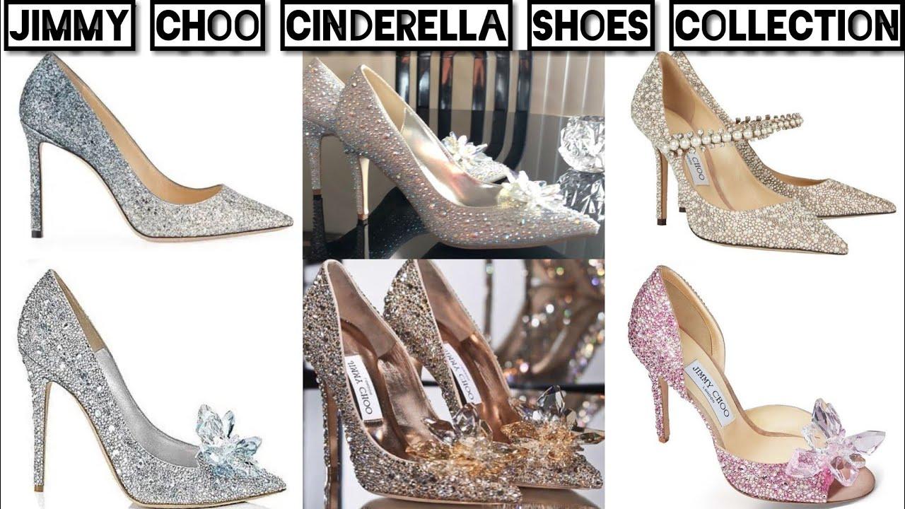 Jimmy Choo Cinderella Collection