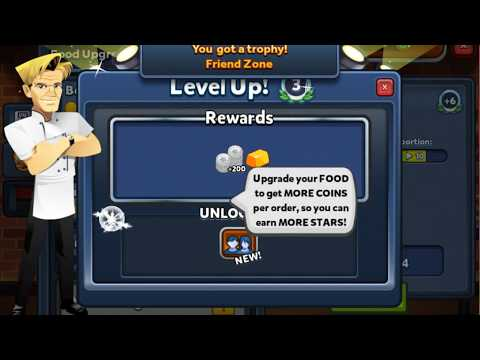 Restaurant Dash With Gordon Ramsay Hack 2017 - Latest Cheats Mod Apk For Unlimited Coins/Golds