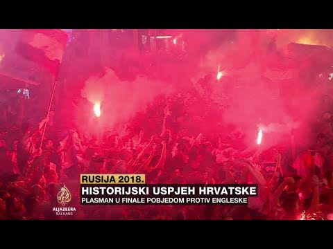 Hrvatska slavi plasman u finale Mundijala