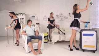 зразок ролика реклами клінінгових послуг
