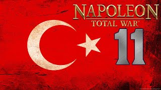Napoleon Total War - Imperium Osmańskie #11 (Gameplay PL Zagrajmy)