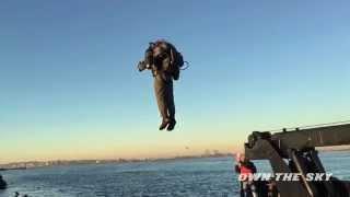JetPack flies in New York