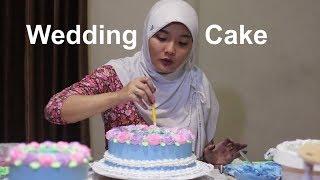 Wedding Cake Dua Tingkat