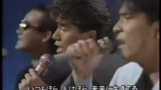 ミュージックフェア'89 CX '89.07.30 MOON LIGHT BLUES / 嘘 / LOVE SON...