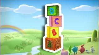 Coloring ABC Blocks | Coloring pages for kids | learning colors kids | how to color and learn