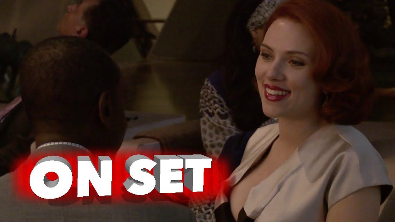 Black Widow Age Ultron: Marvel's Avengers: Age Of Ultron: Scarlett Johansson